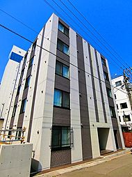 小樽駅前プレジデント[107号室]の外観