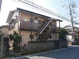 さかえ荘[2階]の外観