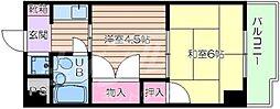 サンシャイン88[9階]の間取り