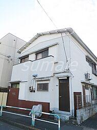 亀田荘[8号室]の外観