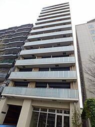 アーバネックス北堀江II[9階]の外観