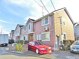 神奈川県横浜市瀬谷区南瀬谷1丁目の賃貸アパートの外観