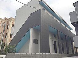 松戸新田 LUCKY HOUSE[2階]の外観