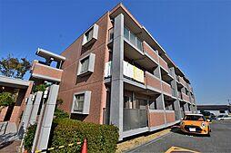 大阪府松原市北新町5丁目の賃貸マンションの外観