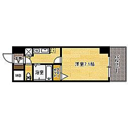 インヘリッツ田原[9階]の間取り