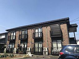 埼玉県さいたま市桜区中島3丁目の賃貸アパートの外観