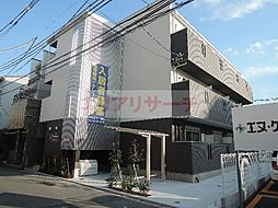 大阪府大阪市生野区舎利寺3の賃貸アパートの外観