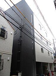 鬼高2丁目共同住宅A棟[4階]の外観
