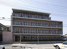 ドミール上福岡[2階]の外観