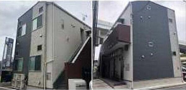 東京都板橋区三園2丁目の賃貸アパート