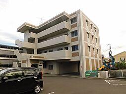神奈川県厚木市愛甲東3丁目の賃貸マンションの外観