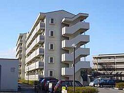 サンタウン竹鼻A棟[3階]の外観
