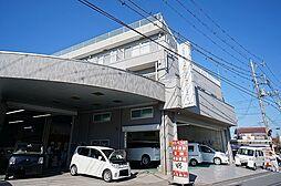 埼玉県和光市下新倉3丁目の賃貸マンションの外観