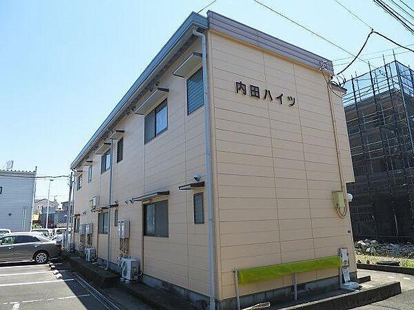 内田ハイツ 1階の賃貸【静岡県 / 三島市】