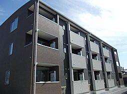 ラ・ソレイユ東松山II[1階]の外観