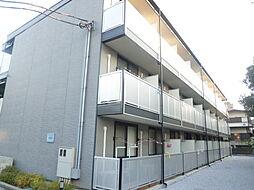 レオパレスMakearrowIII[3階]の外観