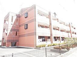 滋賀県守山市阿村町の賃貸マンションの外観