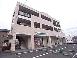 岡山県総社市中央5の賃貸アパートの外観