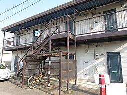 ドミール石栄[2階]の外観