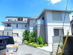 大阪府豊中市千里園3丁目の賃貸アパートの外観