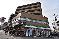 大阪府大阪市城東区成育5丁目の賃貸マンションの外観