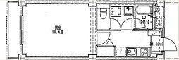 リヴェール弘明寺[2階]の間取り
