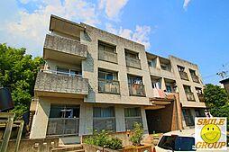 千葉県松戸市栗山の賃貸マンションの外観