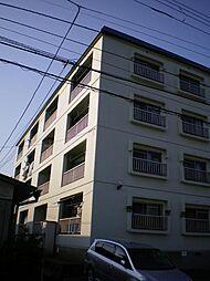 神奈川県横浜市栄区飯島町の賃貸マンションの外観