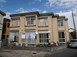 神奈川県鎌倉市台3丁目の賃貸アパートの外観