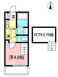 座間駅 4.4万円