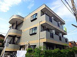神奈川県川崎市幸区南加瀬3丁目の賃貸マンションの外観