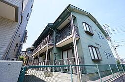 埼玉県和光市下新倉2丁目の賃貸アパートの外観