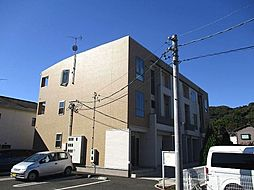 静岡県静岡市葵区瀬名3丁目の賃貸アパートの外観