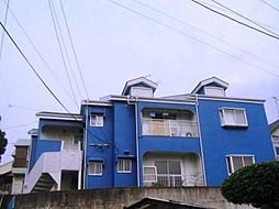 コーポ南片江[1階]の外観
