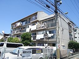 大阪府豊中市箕輪2丁目の賃貸マンションの外観