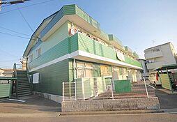 ヌーブル香里[2階]の外観