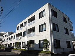 埼玉県所沢市上新井4丁目の賃貸マンションの外観