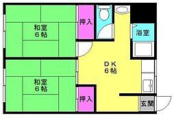 浜の宮駅 3.1万円