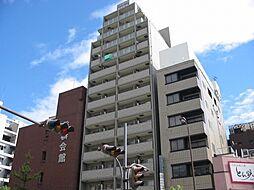 エスリード福島駅前[4階]の外観