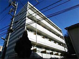 東京都多摩市桜ヶ丘4丁目の賃貸マンションの外観