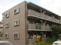 神奈川県川崎市宮前区有馬7丁目の賃貸マンションの外観