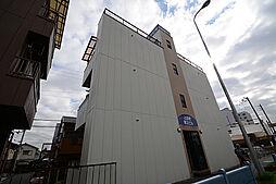 大阪府高石市西取石3丁目の賃貸マンションの外観