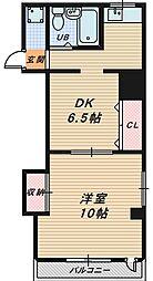 東雲ビル[2階]の間取り