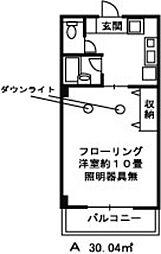 メゾンド・エフ2[0301号室]の間取り