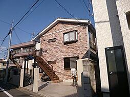 バーデンハイム小岩[1階]の外観