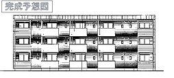 ポラリス K[303号室]の外観