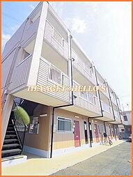 東京都武蔵村山市岸3の賃貸マンションの外観