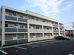 埼玉県戸田市新曽南4丁目の賃貸マンションの外観