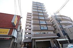 大阪府堺市北区百舌鳥本町1丁丁目の賃貸マンションの外観