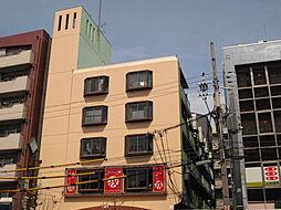 フレンズマンション[4階]の外観